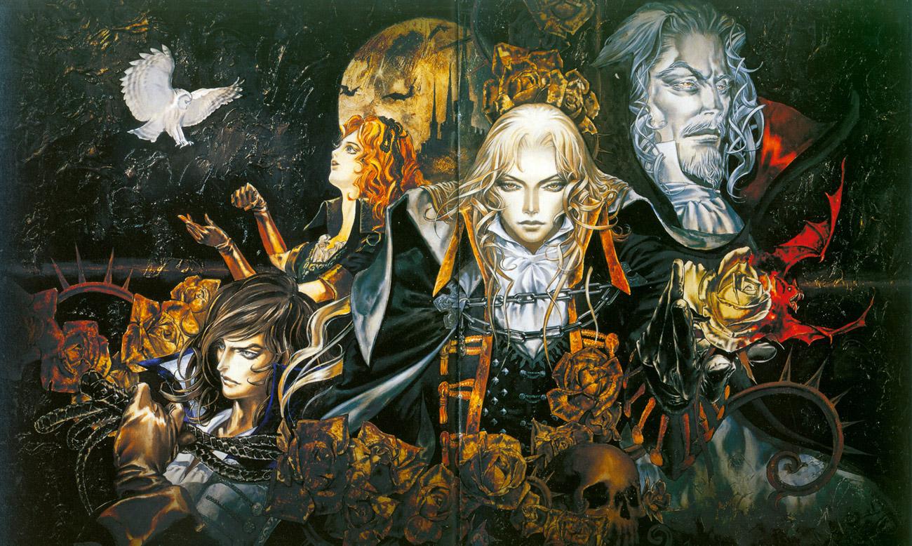 Castlevania: Aria of Sorrow image by Ayami Kojima