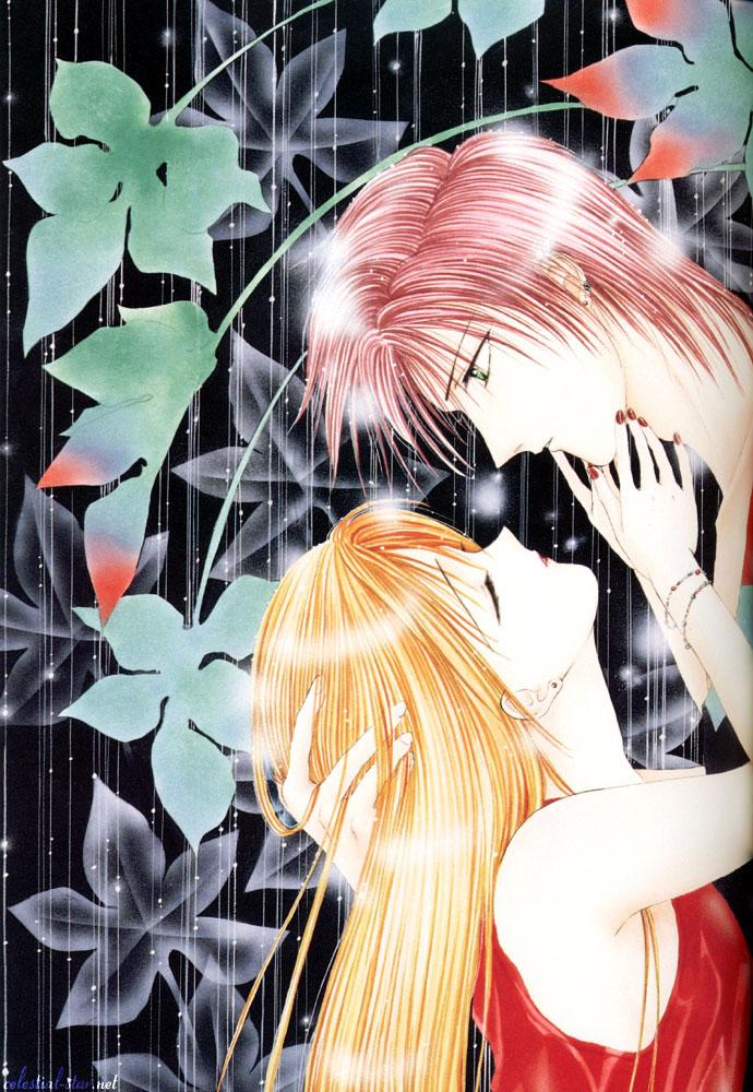 Ayashi no Ceres illustrations image by Yuu Watase