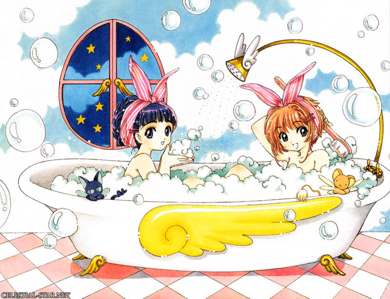 The exhibition of Clamp's works Vol. 1 image by Clamp