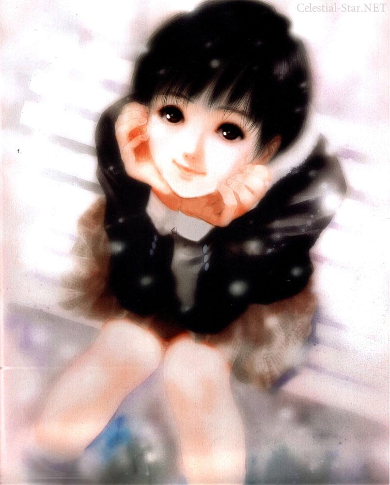 Innocence image by Haruhiko Mikimoto