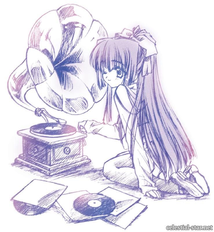 Kao no Nai Tsuki image by Carnelian