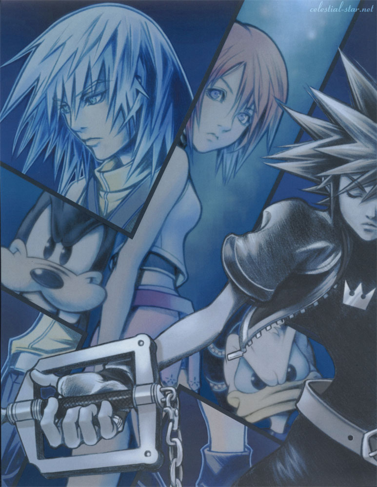 KH Visual Arts Collection image by Square Enix