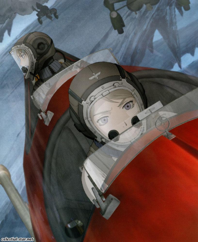 Last Exile - Aerial Log image by Range Murata
