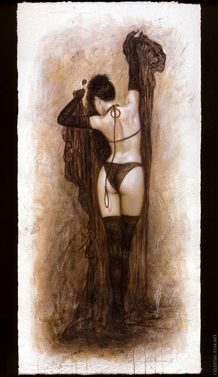 Prohibited 3 image by Luis Royo